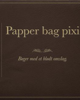 Papperback og Pixi