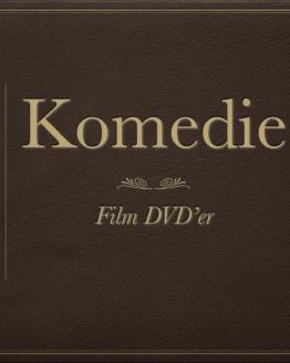 DVD Komedie
