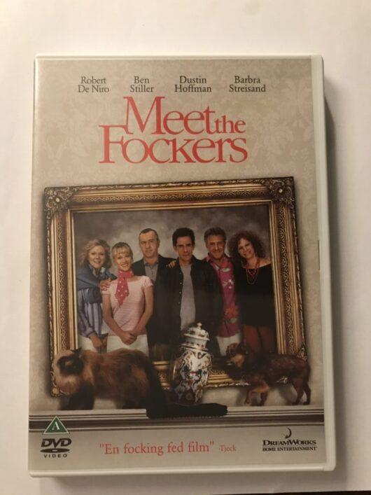 produkt - Meet the Fockers - www.laesehesten-silkeborg.dk
