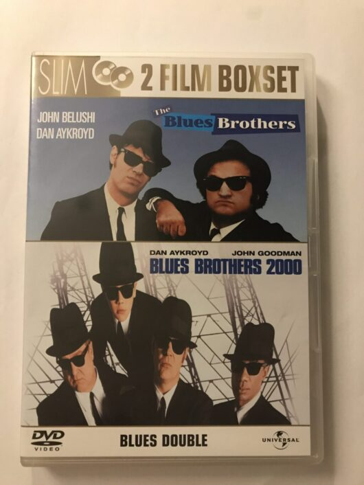The Blues Brothers 1 & The Blues Brothers 2000