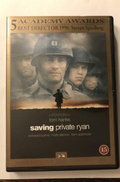 produkt-Saving private ryan - www.laesehesten-silkeborg.dk