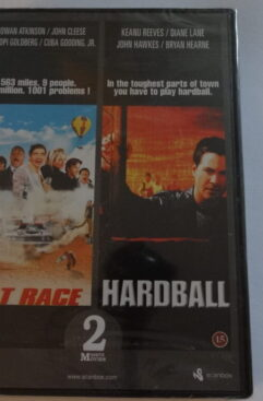 RAT RACE & HARDBALL