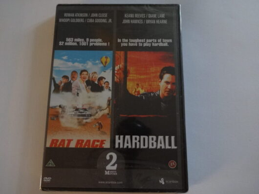 RAT RACE & HARDBALL