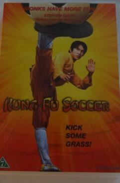 Kung-fu soccer
