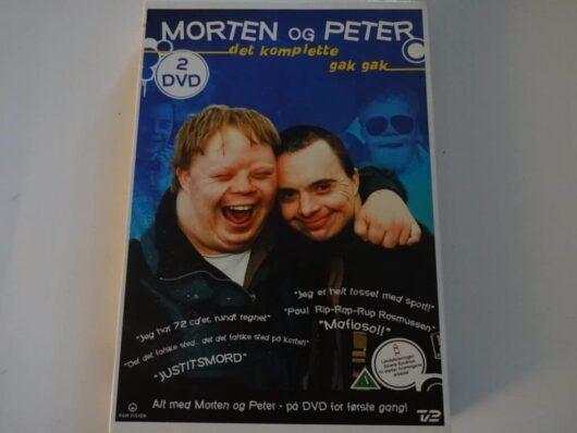 Morten og Peter det komplette gak gak