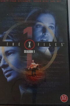 The x files sæson 1