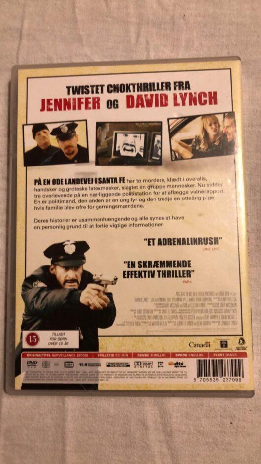 Surveillance (DVD) 1