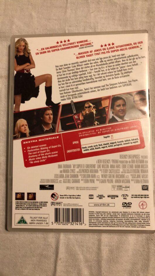 My Super Ex-Girlfriend (DVD) 1