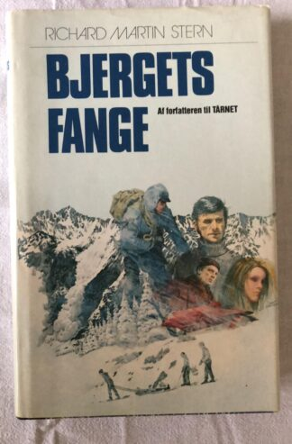 Bjergets fange (Richard Martin Stern) Hard back