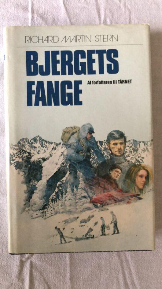 Bjergets fange (Richard Martin Stern) Hard back