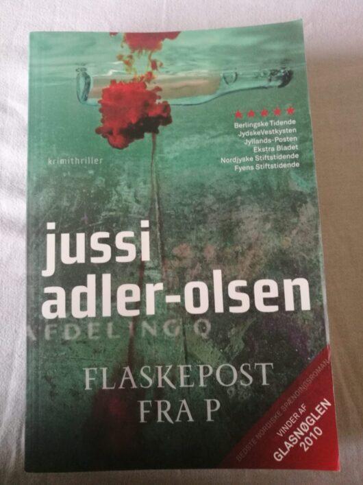 Flaskepost Fra P (Jussi Adler-Olsen) Papperback