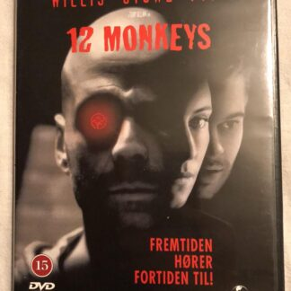 12 Monkeys (DVD)