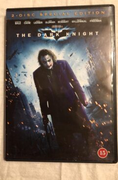 The Dark Knight - 2 Disk Special Editon (DVD)