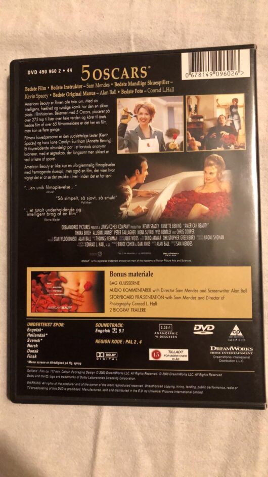 American Beauty (DVD) 1