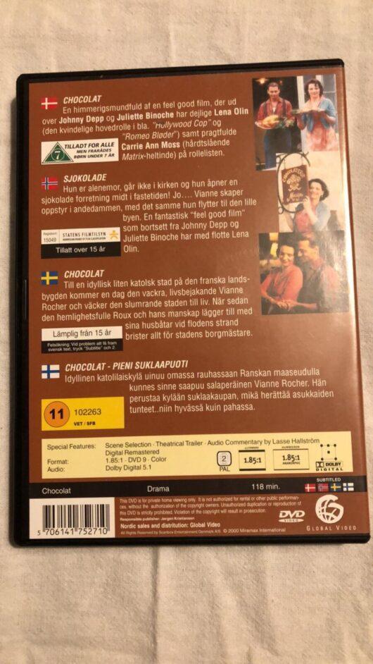 Chocolat (DVD) 1