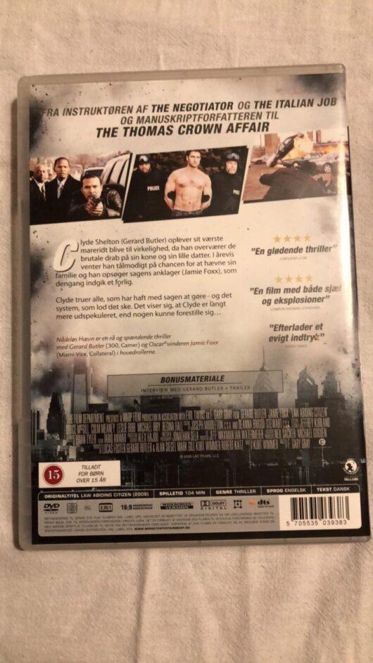 Nådeløs Hævn (DVD) 1