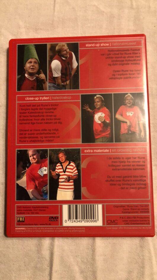 Rune Klan tre-i-en (DVD)1