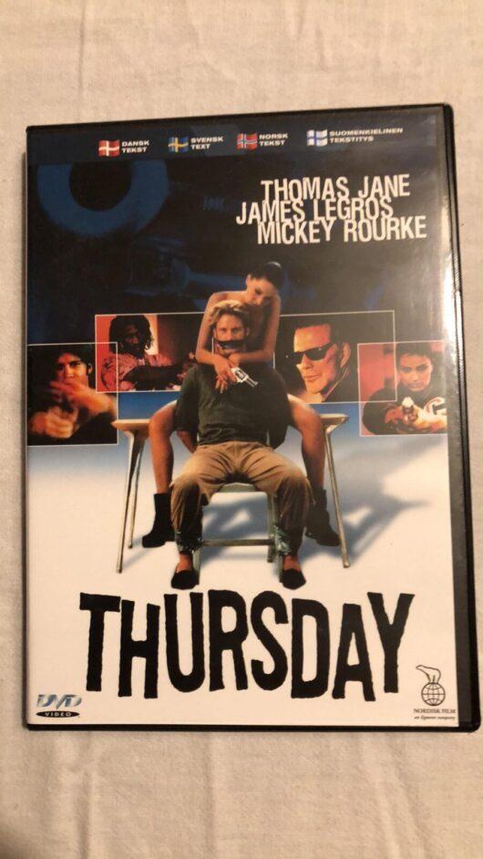 Thursday (DVD)