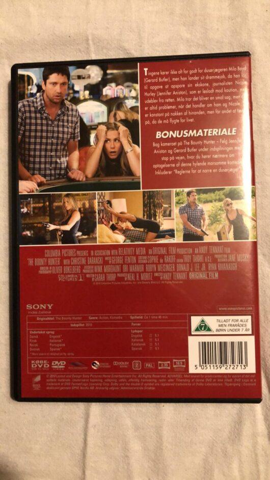 The Bounty Hunter (DVD) 1