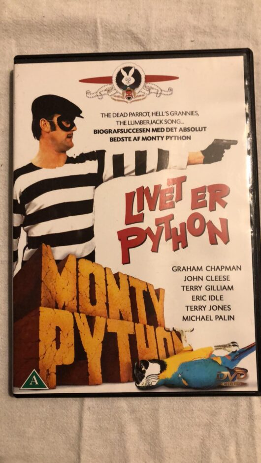 Livet er Python - www.laesehesten-silkeborg.dk