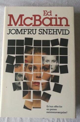 Jomfru Snehvid (Ed Mc Bain)
