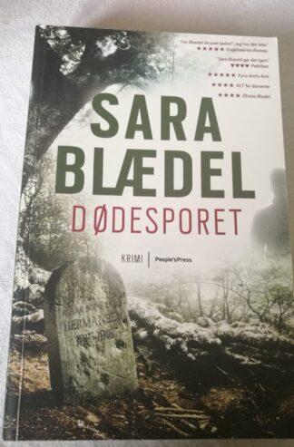DødsEnglen(Sara Blædel) Papperback