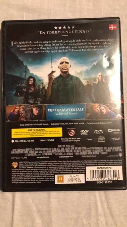 Harry Potter og dødsregallierne del.2 1