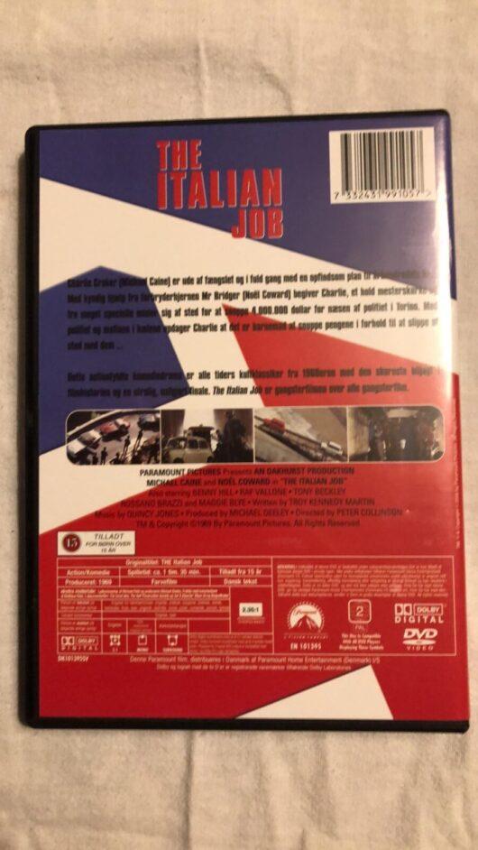 The Italian Job (DVD) 1