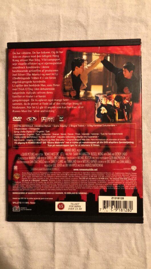 Romeo Must Die (DVD) 1