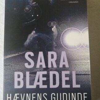 Hævnens Gudinde (Sara Blædel) Papperback