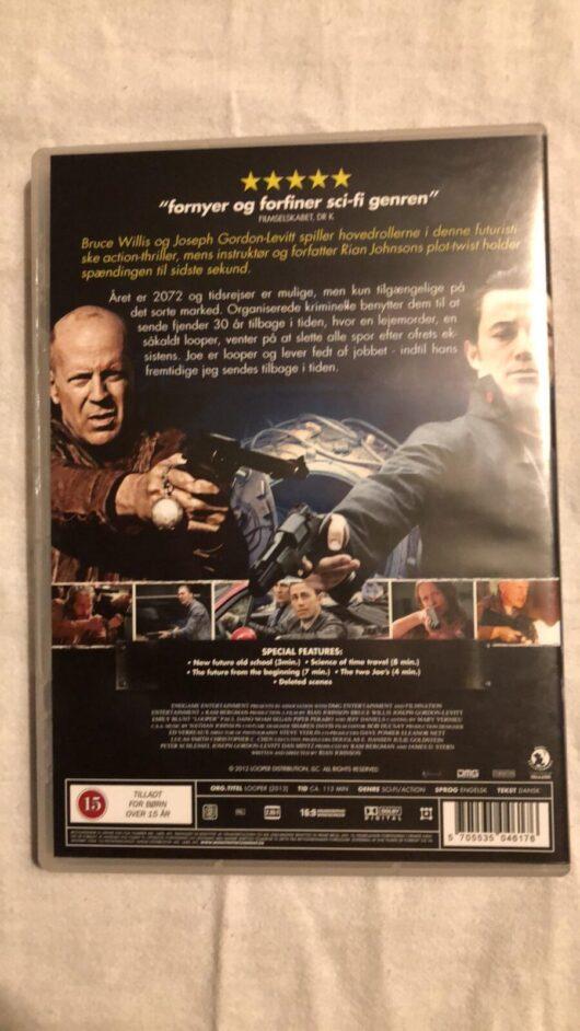 Looper (DVD) 1