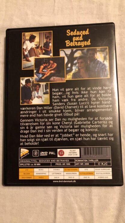 Seduced and betrayed (DVD) 1