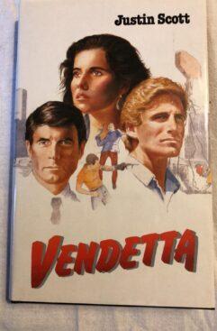 Vendetta (Justin Scott) Hardcover