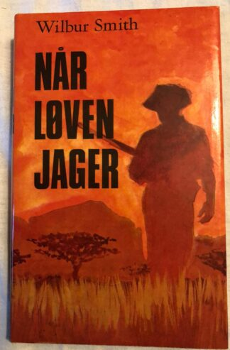 Når Løven Jager (Wilbur Smith) Hardcover