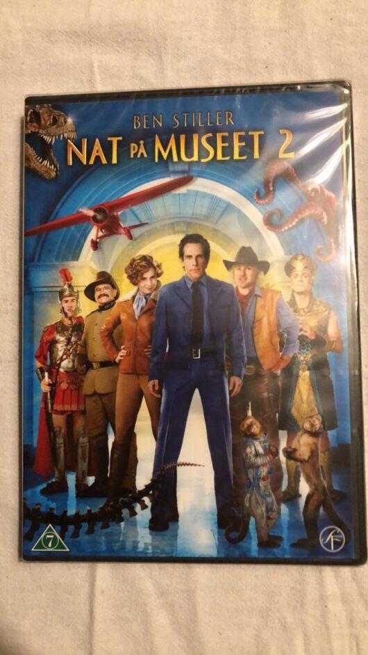 Nat på Museet 2 (DVD)