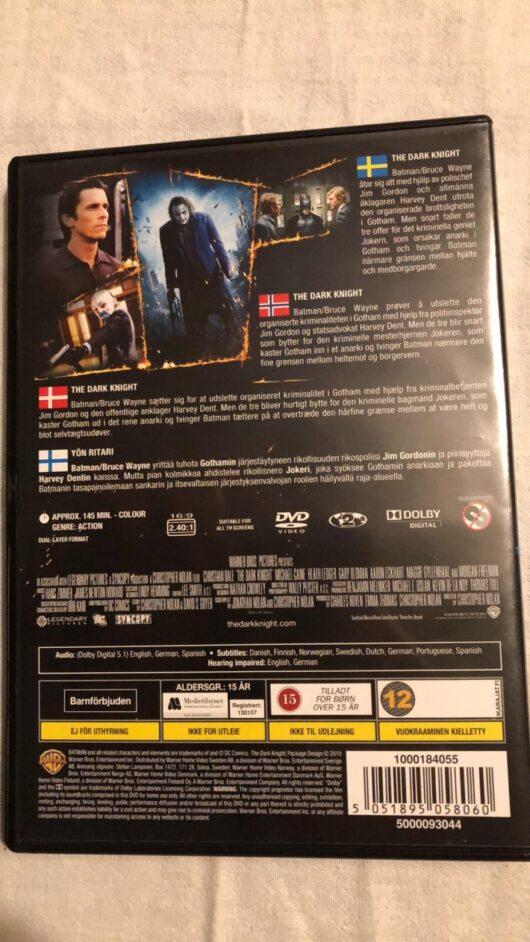 The Dark Knight (DVD) 1