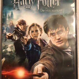 Harry Potter og dødsregallierne del.2