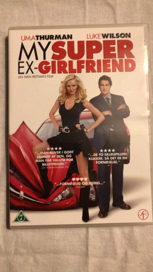 My Super Ex-Girlfriend (DVD)