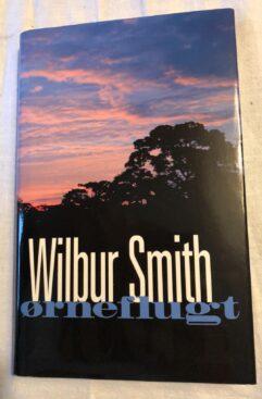 Ørneflugt (Wilbur Smith) Hardback