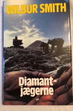 Diamantjægerne (Wilbur Smith) Hardcover