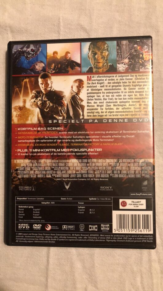 Terminator Salvation (DVD) 1