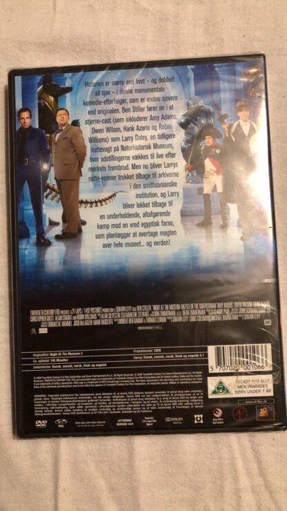 Nat på Museet 2 (DVD) 1