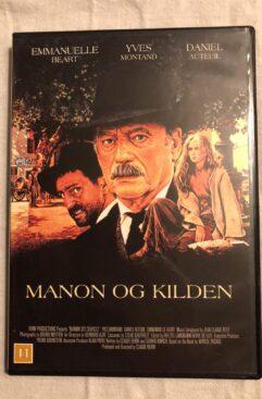 Manon Og Kilden (DVD)