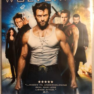 X-Men Origins Wolverine (DVD)