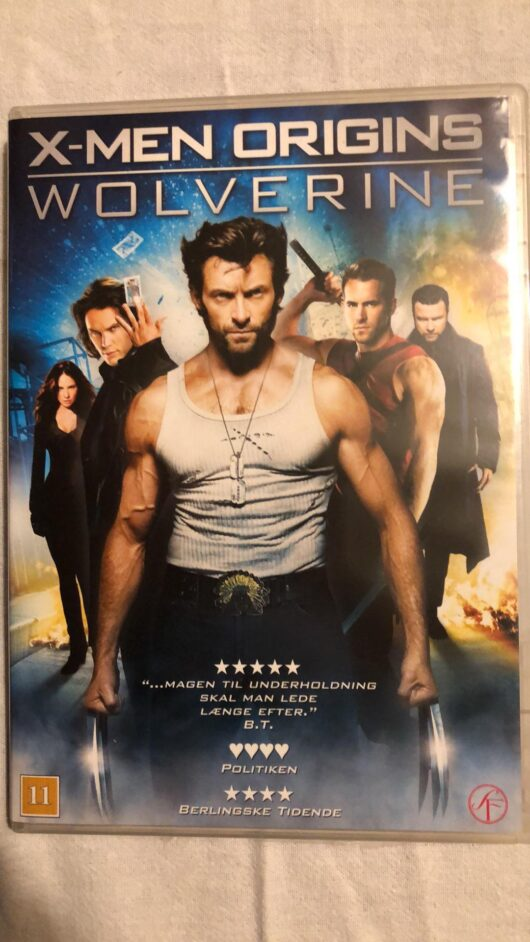X-Men Origins Wolverine (DVD)