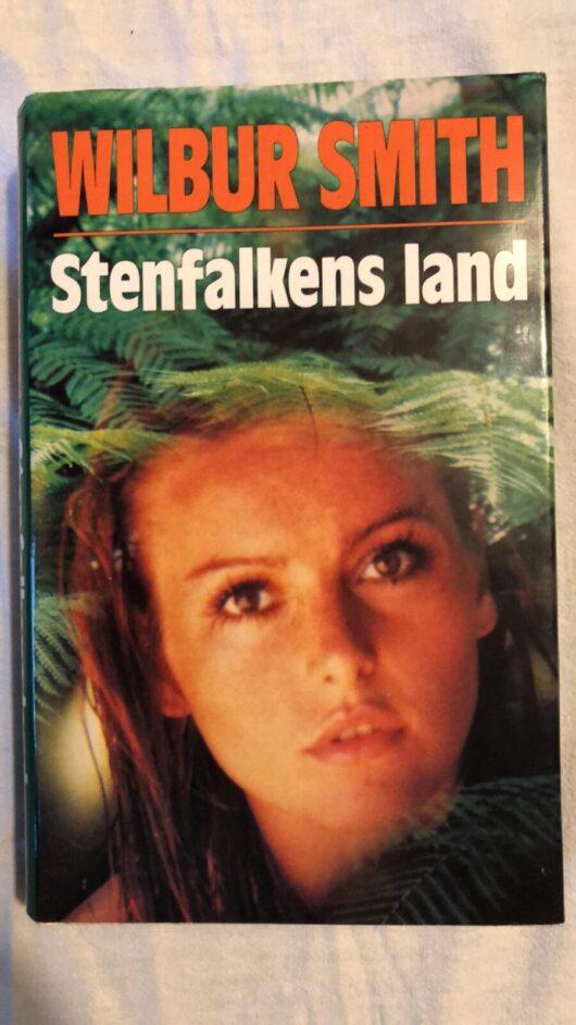 Stenfalkens land del 1 & del 2 (Wilbur Smith) Hardcover