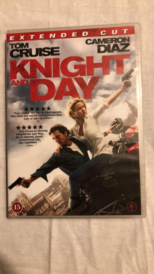Knight And Day (DVD)