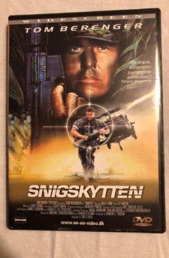 Snigskytten (Tom Berenger) DVD