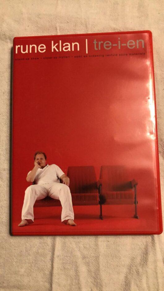 Rune Klan tre-i-en (DVD)