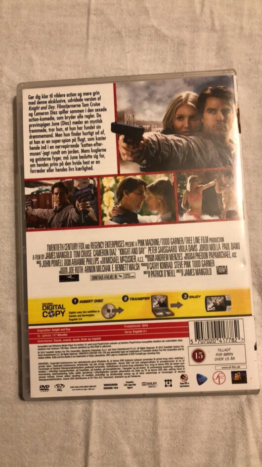 Knight And Day (DVD) 1